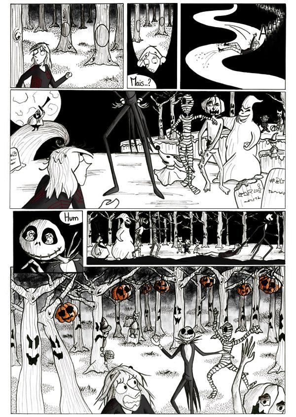 Halloween l'étrange pays de mister jack