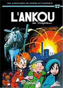 Spirou et Fantasio L'Ankou