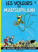 Spirou et Fantasio Les voleurs du Marsupilami