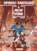 Spirou et Fantasio à New-York