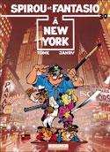 Spirou et Fantasio à New-York