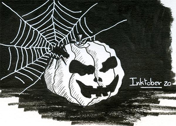 inktober du 20 octobre