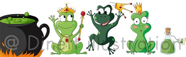 jeu-grenouille