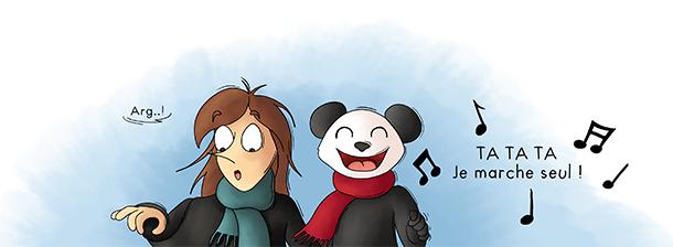 Chanter en se baladant