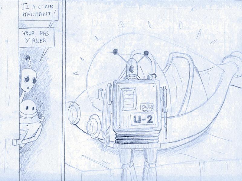 23HBD Explorez l'univers, les robots
