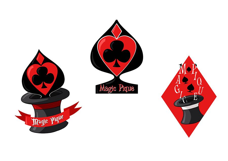 Illustration et réalisation de logo