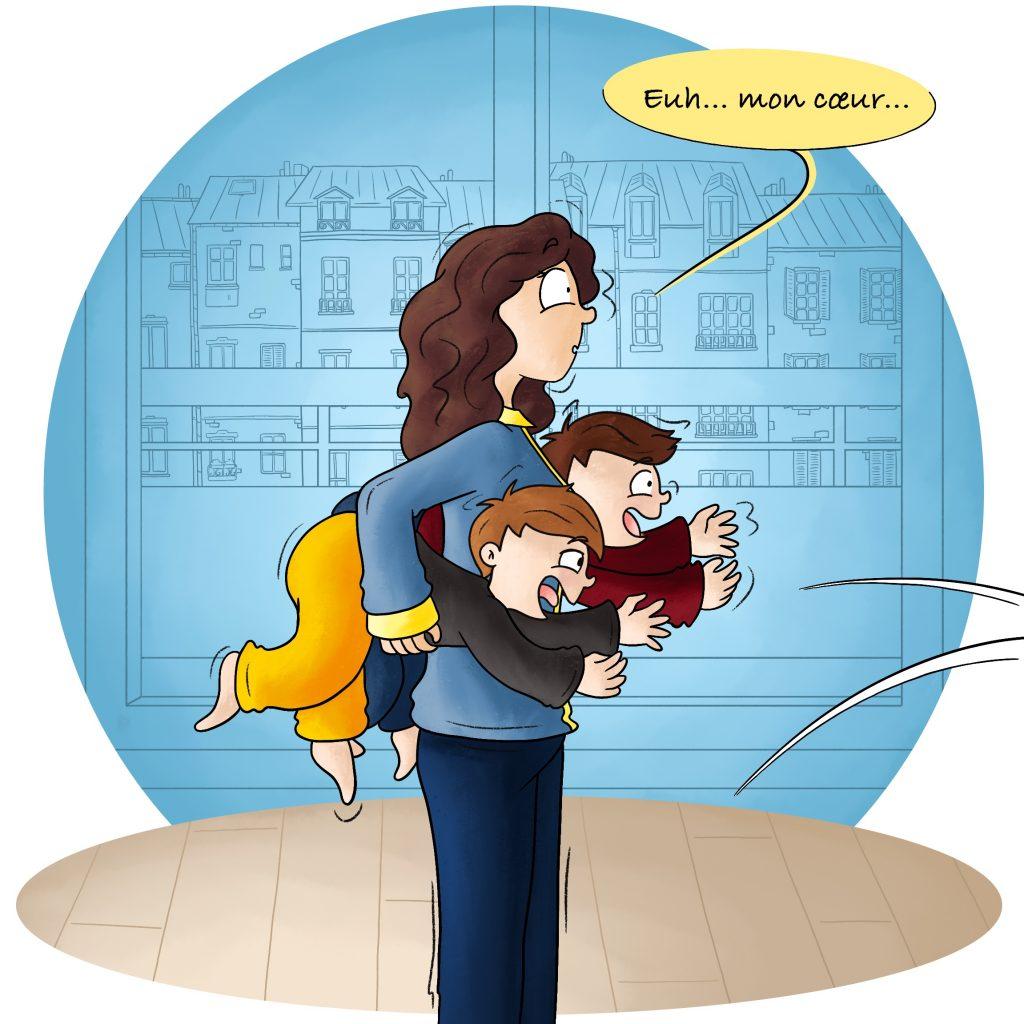 Confinement garder et occuper les enfants tous les jours