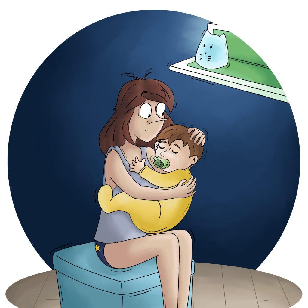 Consoler son enfant