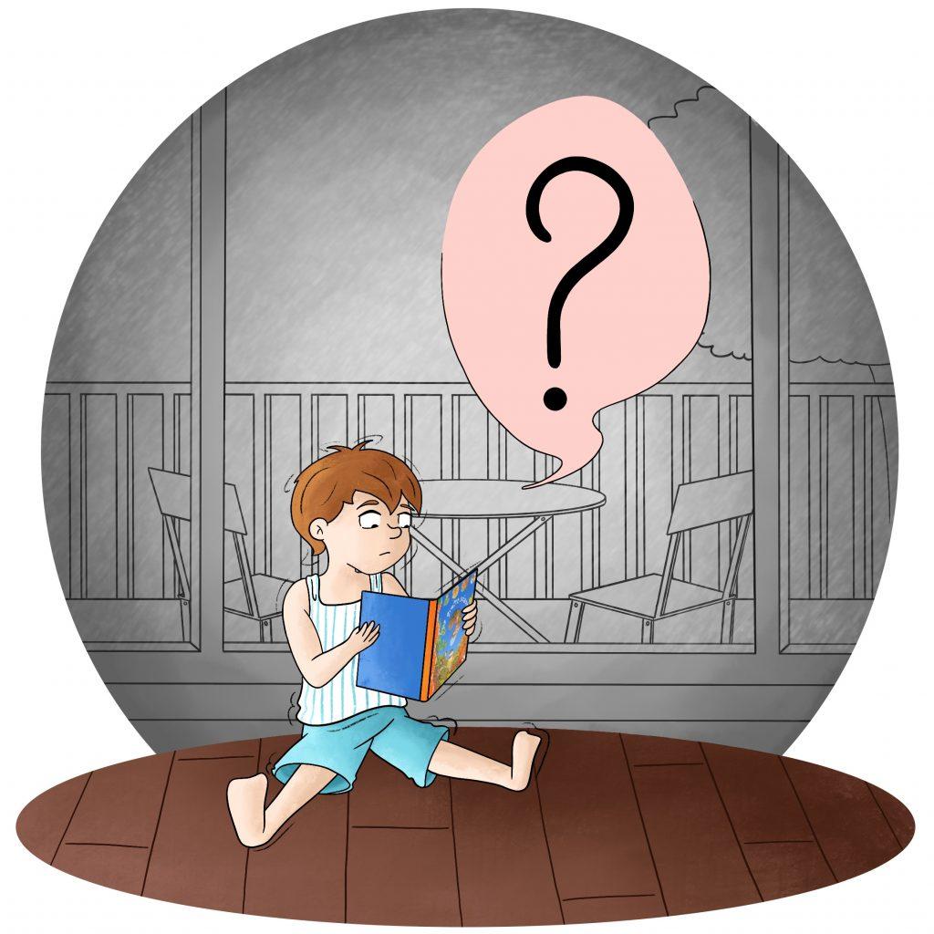 Blog enfant lecture